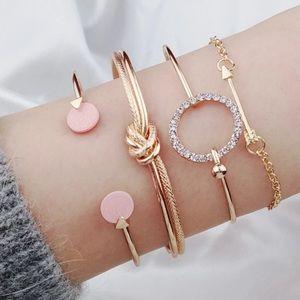 4PC Bracelet Set
